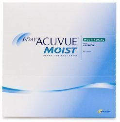 Acuvue 1 Day Moist Multifocial Contact Lenses