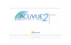 Acuvue 2 Bi-Weekly Contact Lenses
