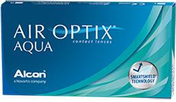 Alcon Air Optix Aqua Contact Lenses
