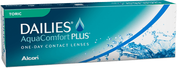 Dailies Toric Contact Lenses