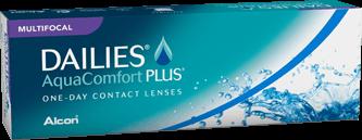 Dailies Aqua Comfort Plus Contact Lenses