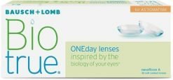 Bausch+Lomb BioTrue 1 Day Contact Lenses